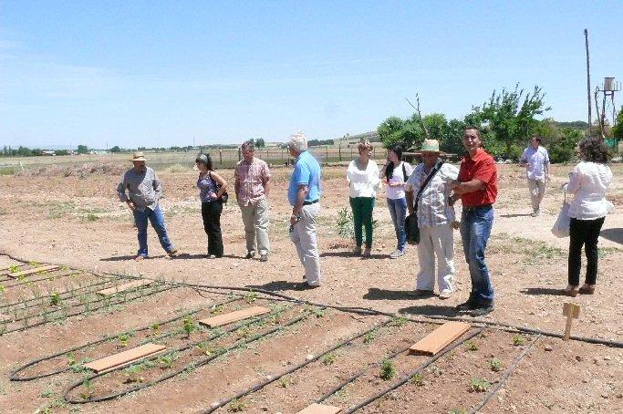 Miguelturra La Escuela de Autoempleo Agroecológico inicia su segunda fase ante la gran demanda de alumnos