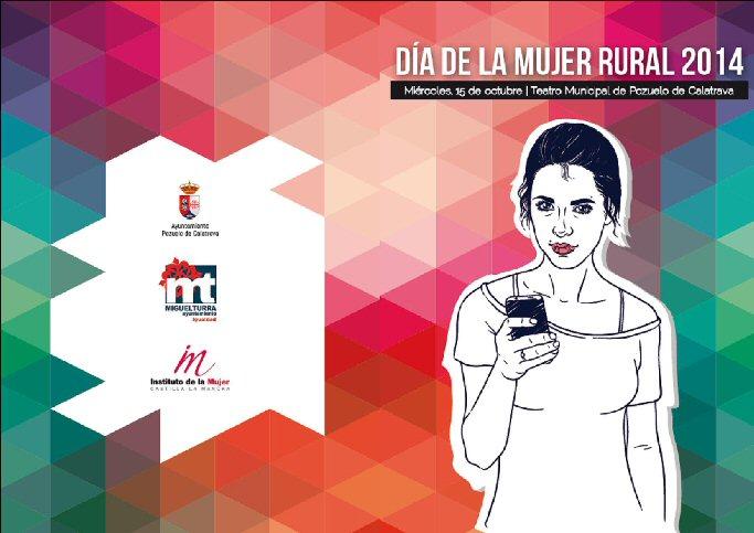 Pozuelo de Calatrava Día de la Mujer Rural
