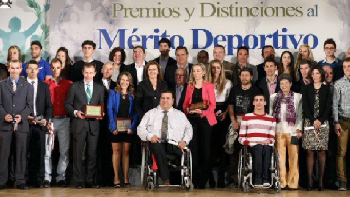 Premios y Distinciones al Mérito Deportivo de 2013