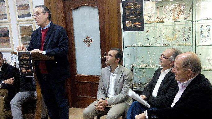 """Almagro Gran éxito de la velada literaria """"La Noche de Difuntos"""" en Arte y Comunicación Calatrava"""