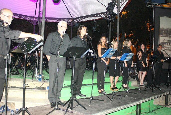 Almagro Los amigos de Javier Segovia presentan 'Azul al Alba'