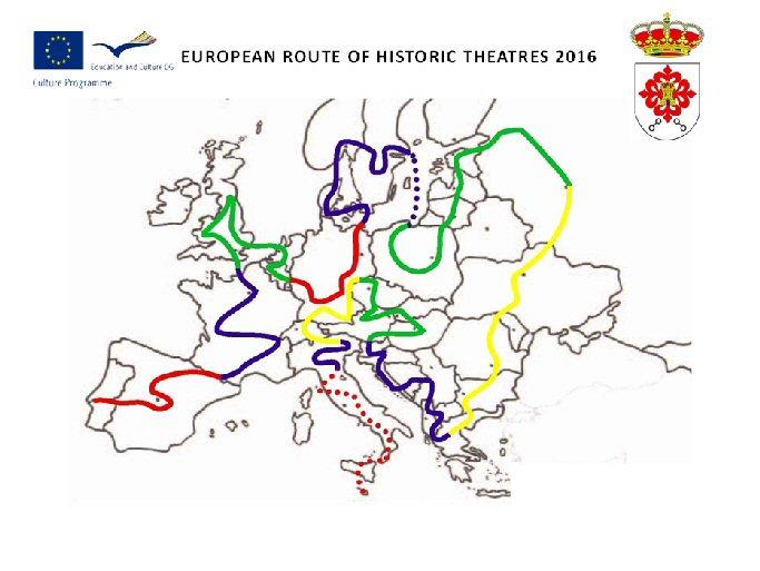 Almagro es la sede de la reunión de La Ruta Europea de Teatros Históricos