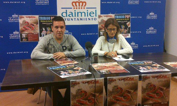 Daimiel El periódico local 'Las Tablas' celebra su 25 aniversario