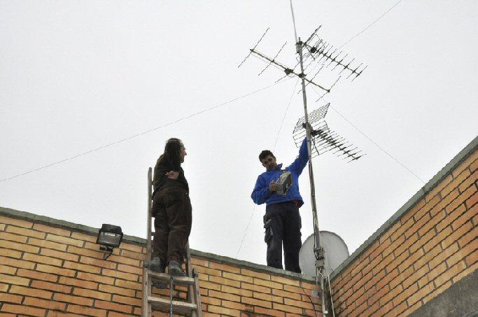 El BOE publica las ayudas a las comunidades de propietarios para adaptar sus antenas de TDT
