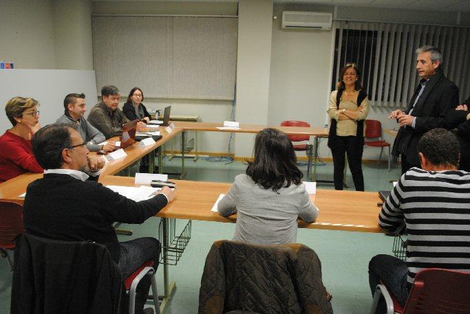 La Diputación de Ciudad Real, Ayuntamiento de Valdepeñas y Feceval se unen para dar formación a las pymes