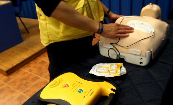 Miguelturra pone en marcha el Protocolo de Uso de Desfibriladores en caso de emergencia