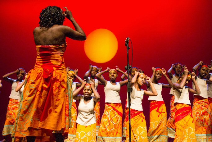 """Valdepeñas Las niñas de """"Malagasy Gospel"""" cantarán por sus derechos este sábado en el Teatro Auditorio Municipal"""