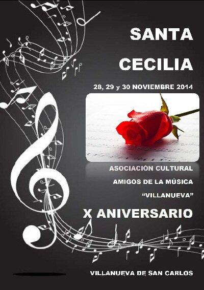 Villanueva de San Carlos La Asociación Cultural Amigos de la Música Villanueva celebran su X Aniversario