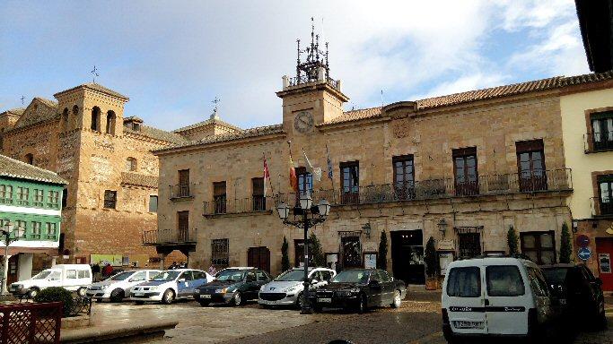 Almagro Los comercios de la localidad abrirán el próximo sábado, día de la Constitución Española