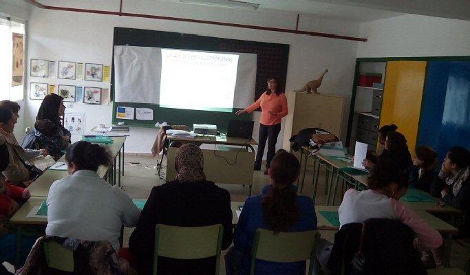 Bolaños La escuela municipal de padres ha comenzado con la participación de 33 personas