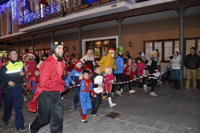 Daimiel La III San Silvestre daimieleña despide el 2014