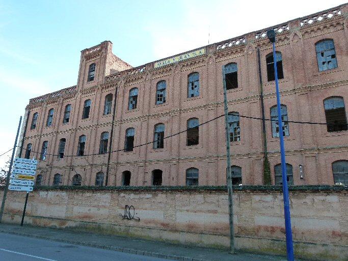 El Ayuntamiento de Manzanares comprará la fábrica de harinas