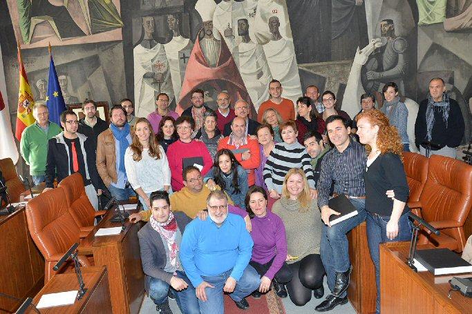 El Taular Teatro de Almagro, con la obra Yerma, ganador de la XXIV Muestra de Teatro de la Diputación de Ciudad Real