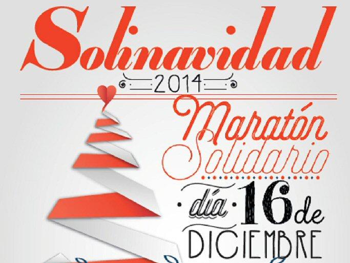 La Cadena SER organiza la  II Maratón SOLINAVIDAD