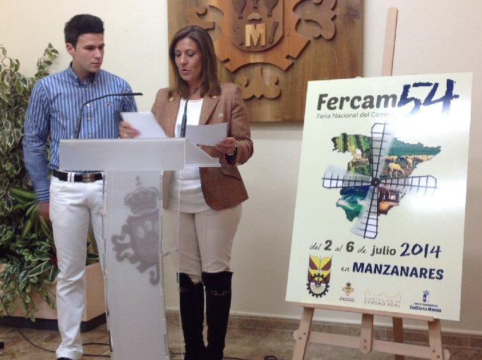 Manzanares FERCAM busca cartel anunciador para su edición de 2015