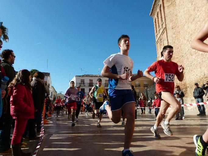 Manzanares La IV Carrera de Navidad se disputará en los Paseos Príncipe de Asturias