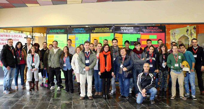 Miguelturra I Encuentro de Participación Ciudadana