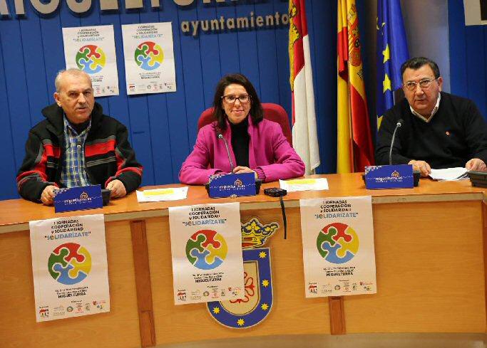 Miguelturra celebra la I Jornada de Cooperación y Solidaridad Solidarízate