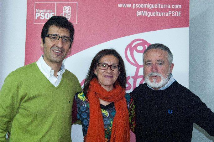Victoria Sobrino es elegida candidata a la Alcaldía de Miguelturra con el voto favorable del 99 por ciento de la militancia socialista
