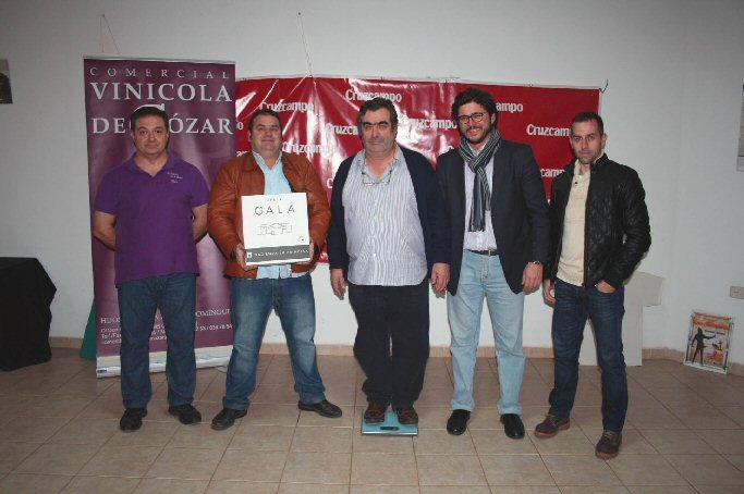 Villanueva de los Infantes Turinfa entrega los premios de la II Fiesta de la Brocheta