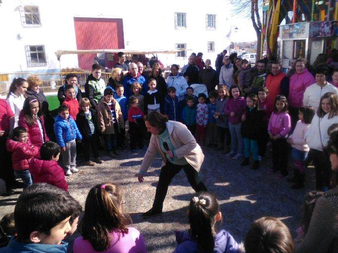 Almagro Buen fin de semana en el que se celebró San Ildefonso y la Virgen de la Paz