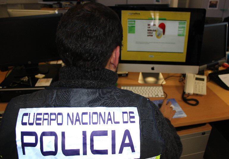 Ciudad Real Desarticulado con nueve arrestos un grupo supuestamente dedicado a estafar a usuarios de banca electrónica