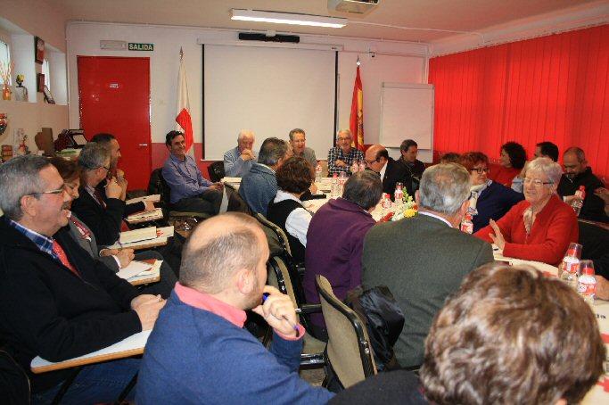 Cruz Roja Española celebra su comité autonómico en la asamblea de Valdepeñas