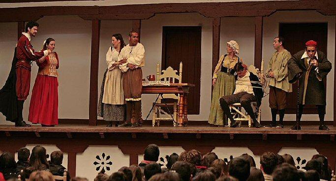 El Corral de Comedias de Almagro acaba su temporada de Teatro Clásico con casi 22.000 asistentes