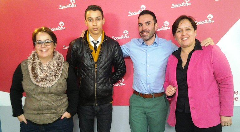 El PSOE colaborará con la Plataforma contra la Intolerancia en su trabajo por la igualdad y el respeto a la diversidad