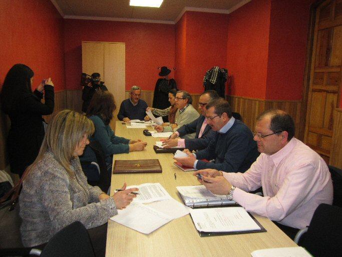 Jesús Merlo elegido presidente de la Mesa por Valdepeñas