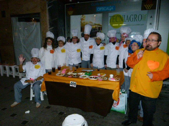 Manzanares Martín pregonará el Carnaval 2015