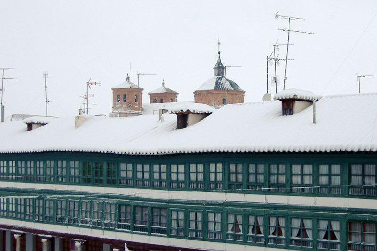 Recomendaciones de autoprotección ante nevadas y bajas temperaturas