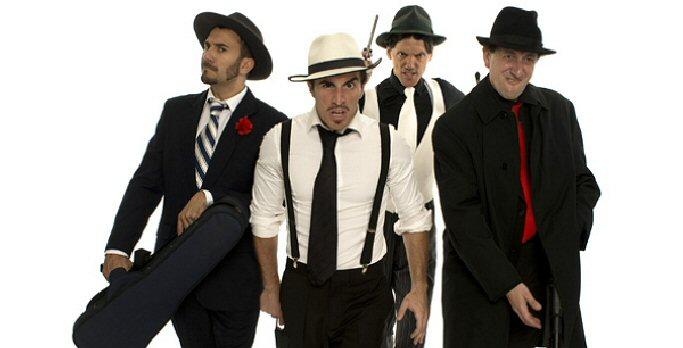 """Valdepeñas El humor de Yllana llega con """"The Gagfather"""" este viernes al Teatro Auditorio"""