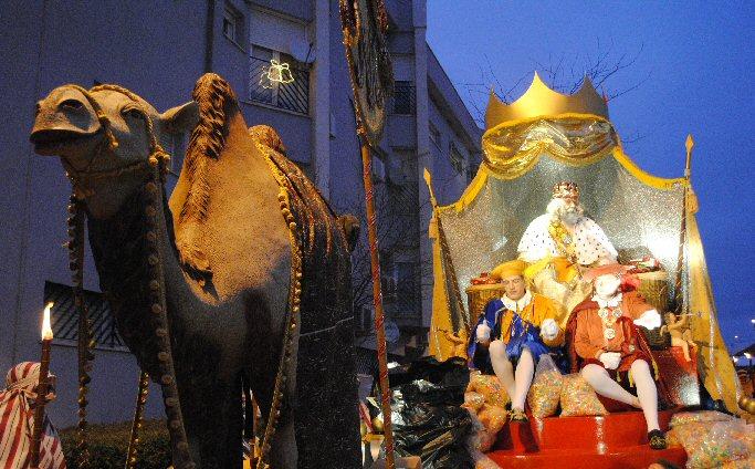 Valdepeñas La Cabalgata de Reyes arrancará desde El Lucero