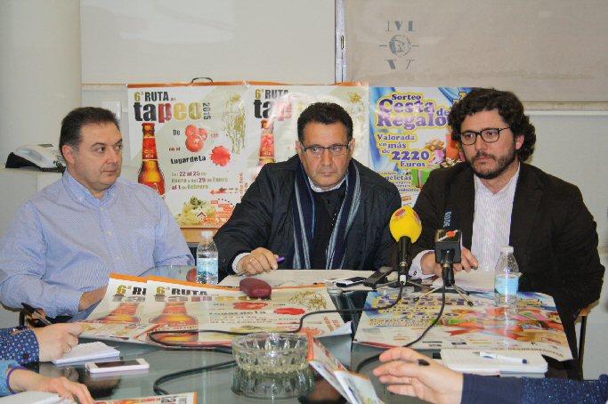 Villanueva de los Infantes celebra su sexta edición de la Ruta del Tapeo De Tapas con Sancho por el lugar de La Mancha