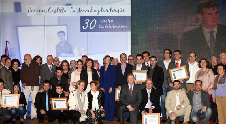 Almagro El IES Antonio Calvin reconocido con el Premio al Colectivo Docente