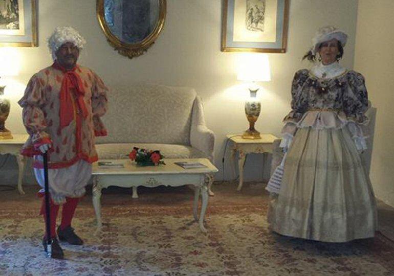 Almagro Noticias El rey Luis XV y madame Pompadour