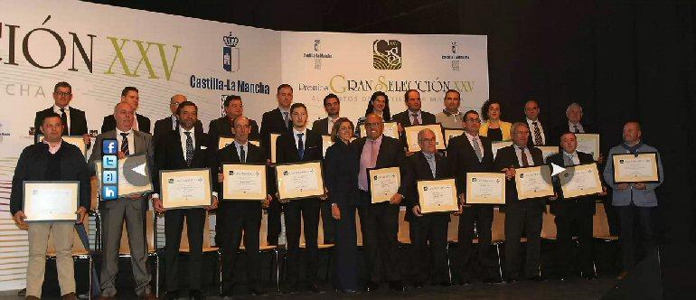 Conservas Calzado obtiene, por un año más, el Premio Gran Selección 2014 en la modalidad Berenjena de Almagro