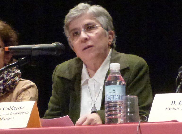 Daimiel Sacramento Calderón Rodríguez de Guzmán, pregonera de la Semana Santa
