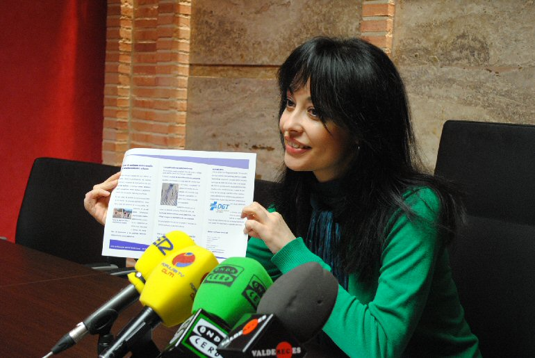 El Consistorio Valdepeñero inicia una campaña sobre el uso de patinetes que llegará a 1.000  chavales