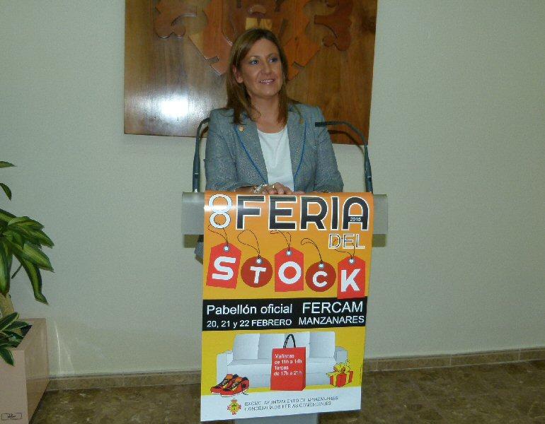 Manzanares 33 expositores llenarán la 8ª Feria del Stock