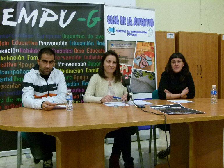 Manzanares El proyecto Empu-G duplica sus actuaciones en prevención de drogas con adolescentes