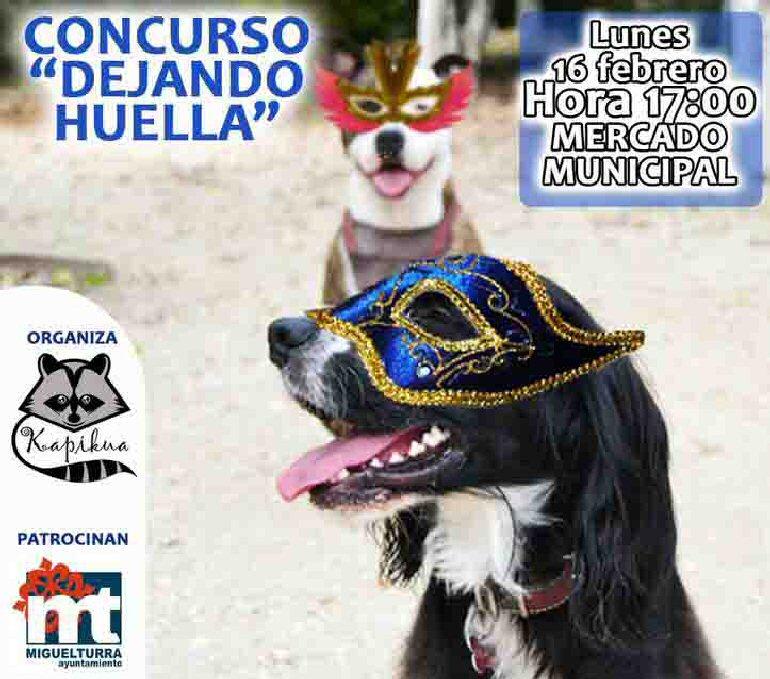 Miguelturra Dejando Huella, Concurso de disfraces para mascotas y sus dueños