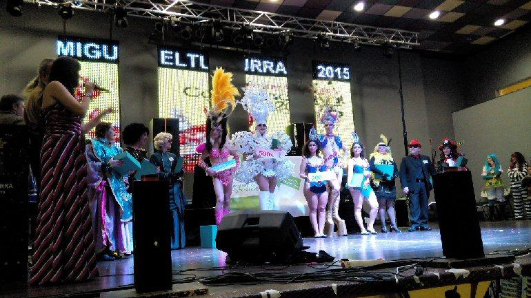 Miguelturra La V Gala Drag Queen de este año se llevó a cabo con un fin benéfico
