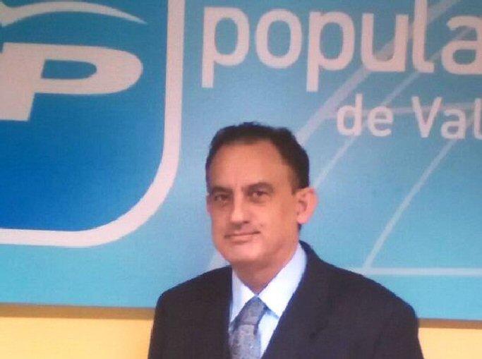 Valdepeñas Martín Miguel Rubio Esteban será el candidato del PP a la Alcaldía