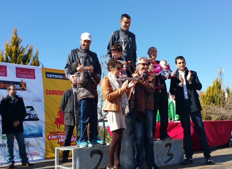 Valdepeñas Mil trescientos corredores de 130 localidades de España baten récord en la XX Muy Heroica Media Maratón