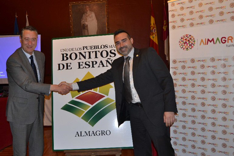 Almagro, a partir de hoy, ya forma parte del selecto club de Los Pueblos más bonitos de España
