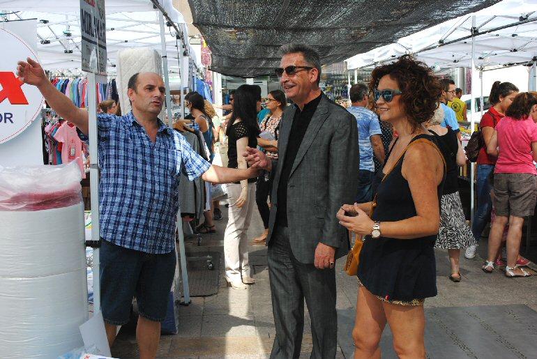 """Valdepeñas """"IV Feria de Liquidación Verano 2015"""""""