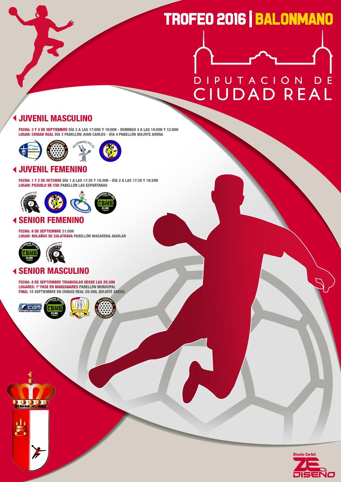 Trofeo Diputación Balonmano