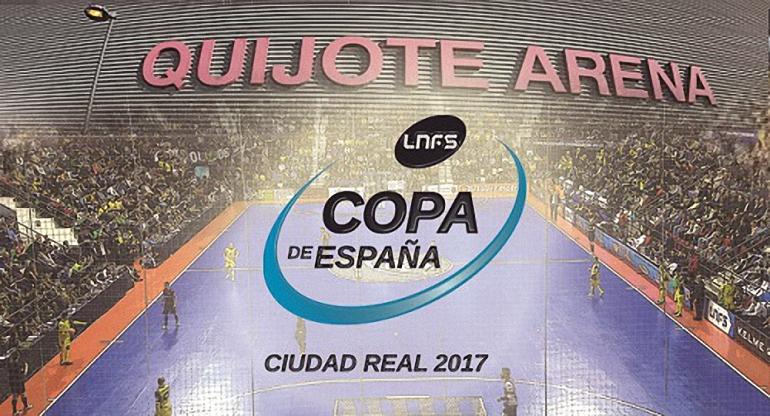 ciudad-real-celebrara-la-xxviii-edicion-de-la-copa-de-espana-de-futbol-sala